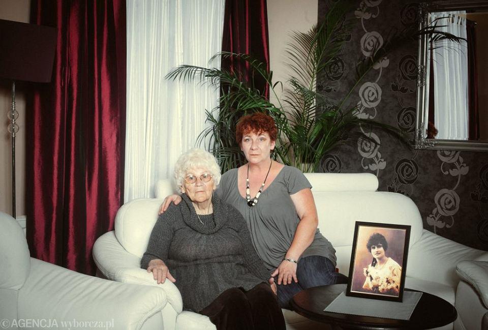 Córka i wnuczka Rity Gorgonowej: Ewa Ilić i Margarita Ilić-Lisowska