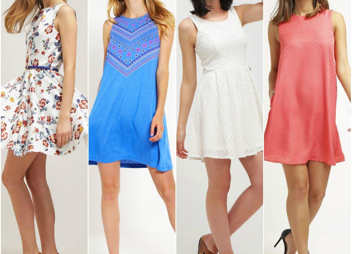 c63fb8ab76 Propozycje sukienek na upalne lato!