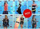 Oryginalne fasony, bogactwo wzorów i kolorów, czyli młode gwiazdy Hollywood na gali Teen Choice Awards [NAJCIEKAWSZE STYLIZACJE]