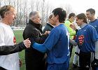 Dru�yna znanych eksligowc�w gra o Puchar Polski. Ju� przeszli jedn� rund�!