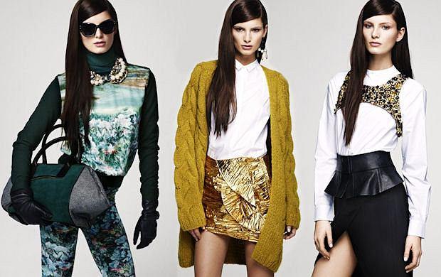 H&M - kolekcja jesień i zima 2012/2013 - znamy ceny!