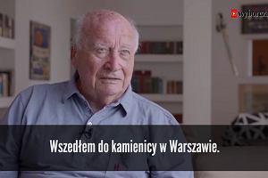 Stanisław Aronson - polski Żyd z AK i WiN, który został wyklęty przez polski rząd