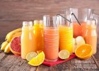 11,4 litra sok�w wypija rocznie przeci�tny Polak