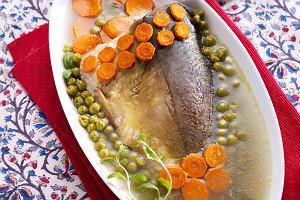 Karp w galarecie - potrawa nie tylko na święta