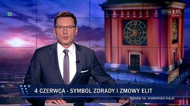 Wiadomości TVP1, 04.06.2018, 19:30