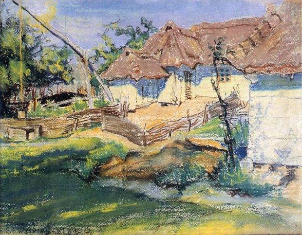 Malarstwo Stanis�awa Wyspia�skiego