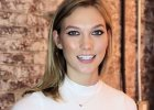 Kolorowy makija� w stylu Anio�ka Victoria's Secret? Karlie Kloss pokazuje, jak go odtworzy�