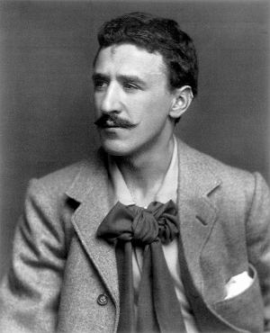 PHOTO: EAST NEWS/AKG IMAGES  Charles Rennie Mackintosh / Foto    Mackintosh, Charles Rennie  schott. Architekt, Kunstgewerbler und  Maler,  Glasgow 7.1.1868 - London 10.12.1928.  Portraetaufnahme im Alter von 25 Jahren. SLOWA KLUCZOWE: 19TH CENTURY