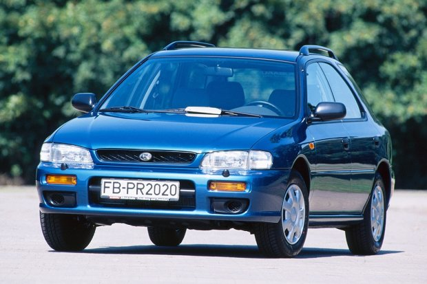 Subaru Impreza I FL (1996-2000)