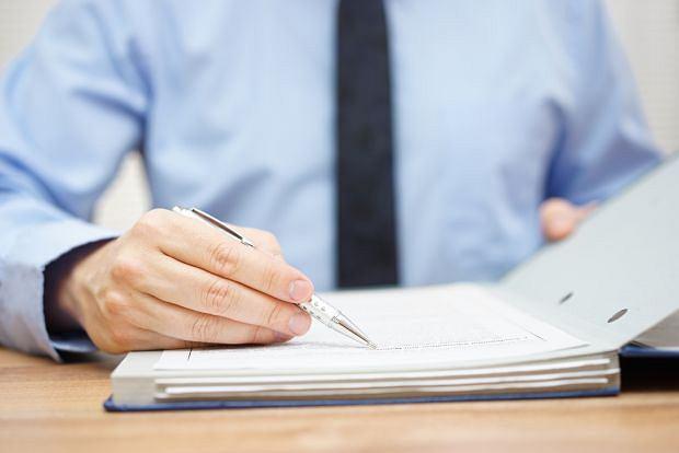 Weryfikacja podpisu na ofercie przetargowej