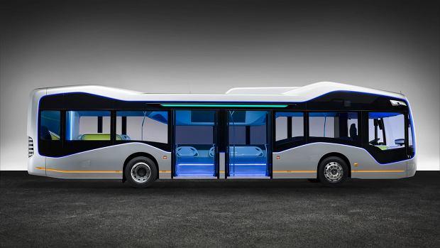 Mercedes Future Bus | Autonomiczny autobus przysz�o�ci