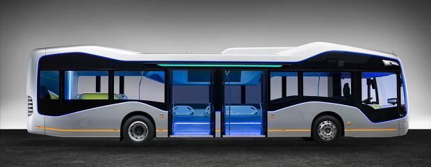 Mercedes Future Bus Concept
