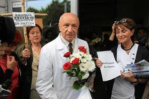 Prof. Chazan nie będzie miał zarzutów za odmowę aborcji