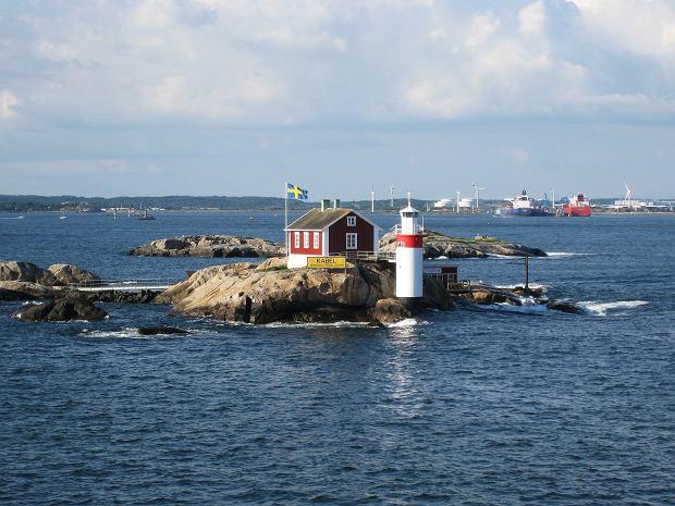 Latarnia morska - Gäveskär