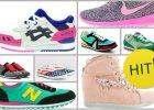 Sportowe buty na wiosnę i lato - ponad 120 propozycji z nowych kolekcji