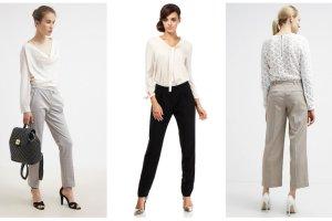 Eleganckie spodnie do pracy - ponad 20 modnych propozycji