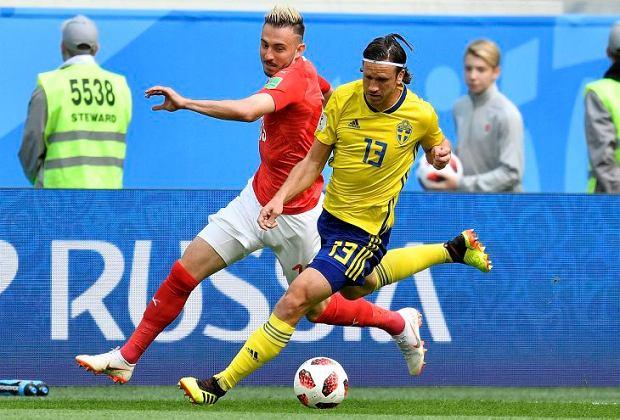 Mecz Szwecja - Szwajcaria