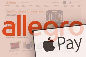 Allegro wprowadzi Apple Pay jako metodę płatności. Być może jeszcze przed świętami