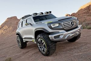 Salon Los Angeles 2012 | Mercedes Ener-G-Force