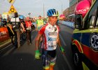 Tour de Pologne 2015. Finał II etapu w Dąbrowie Górniczej