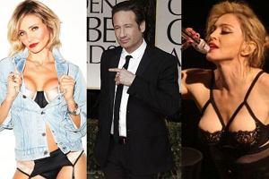 Cameron Diaz, David Duchovny, Madonna.