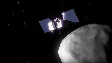 NASA ma plan jak ratować Ziemię przed Asteroidą Bennu