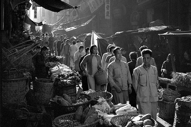 Zdjęcia Hongkongu z lat 50. są częścią książki