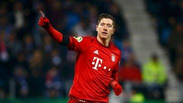 Bayern stawia kropk� nad i w ostatniej sekundzie meczu. Sami-wiecie-kto trafi� do bramki!