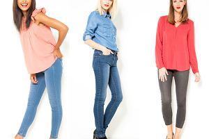 Jeansy modelujące sylwetkę - nowa pozycja w kolekcji Camaieu