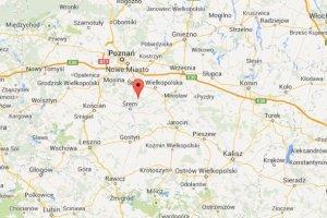 Tragiczny wypadek samochodowy w Wielkopolsce. Nie �yj� trzy m�ode osoby