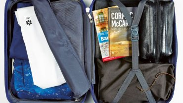 Akademia stylu: jak spakować walizkę