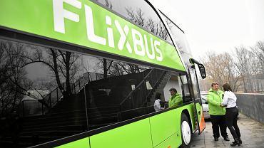 FlixBus wchodzi do Polski. Marka Polski Bus za kilka miesięcy zniknie z rynku