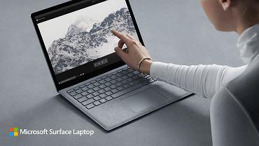 Microsoft prezentuje Windows 10 S i Surface Laptop