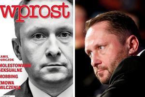 Kamil Durczok nie molestowa�? Prokuratura nie znalaz�a dowod�w na z�amanie prawa