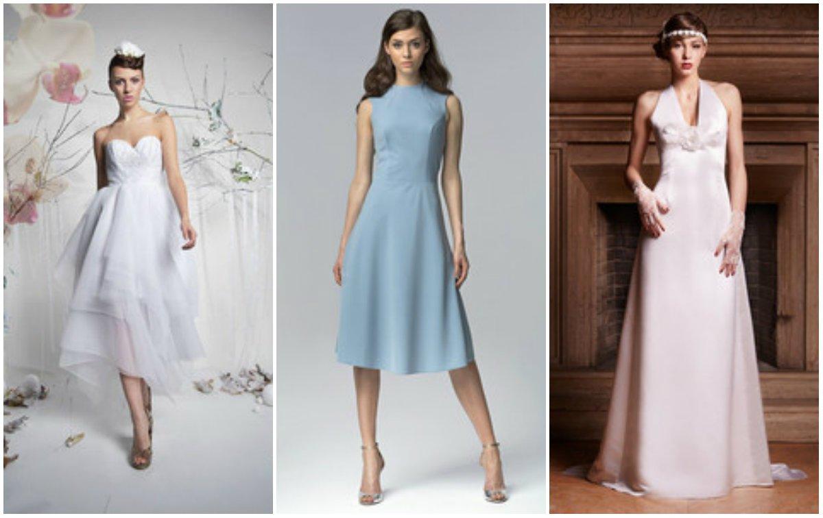 Sukienki Na ślub Cywilny Przegląd