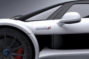 """Salon Genewa 2016   ApolloN   """"Najszybszy samochód drogowy na świecie"""""""