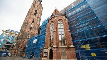 Remont kościoła garnizonowego p.w. św. Elżbiety we Wrocławiu