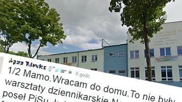 """Pojecha�a ze szko�� na """"warsztaty dziennikarskie"""". A tam? Smole�sk, PiS i ksi�dz"""