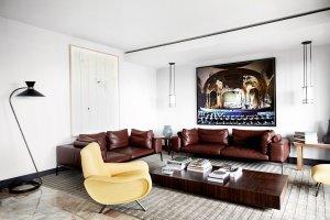 Mieszkanie kolekcjonera w stylu vintage