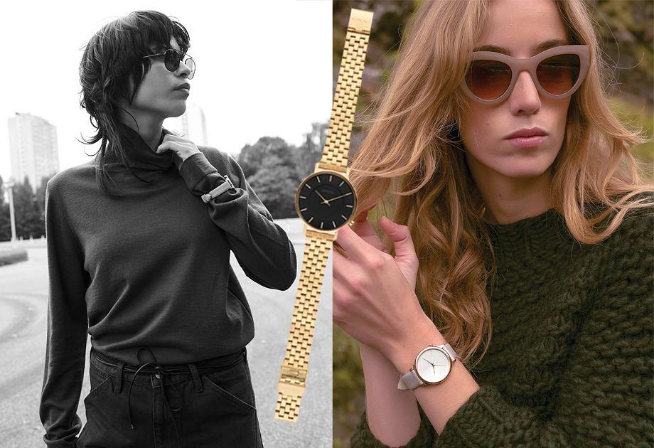 Zegarek Komono - modny dodatek do jesiennych stylizacji