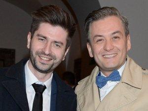 Krzysztof �miszek i Robert Biedro�