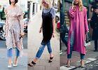 Sukienka do jeansów
