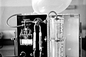 Alkomat: dmuchanie w balonik. Historia przedmiotu