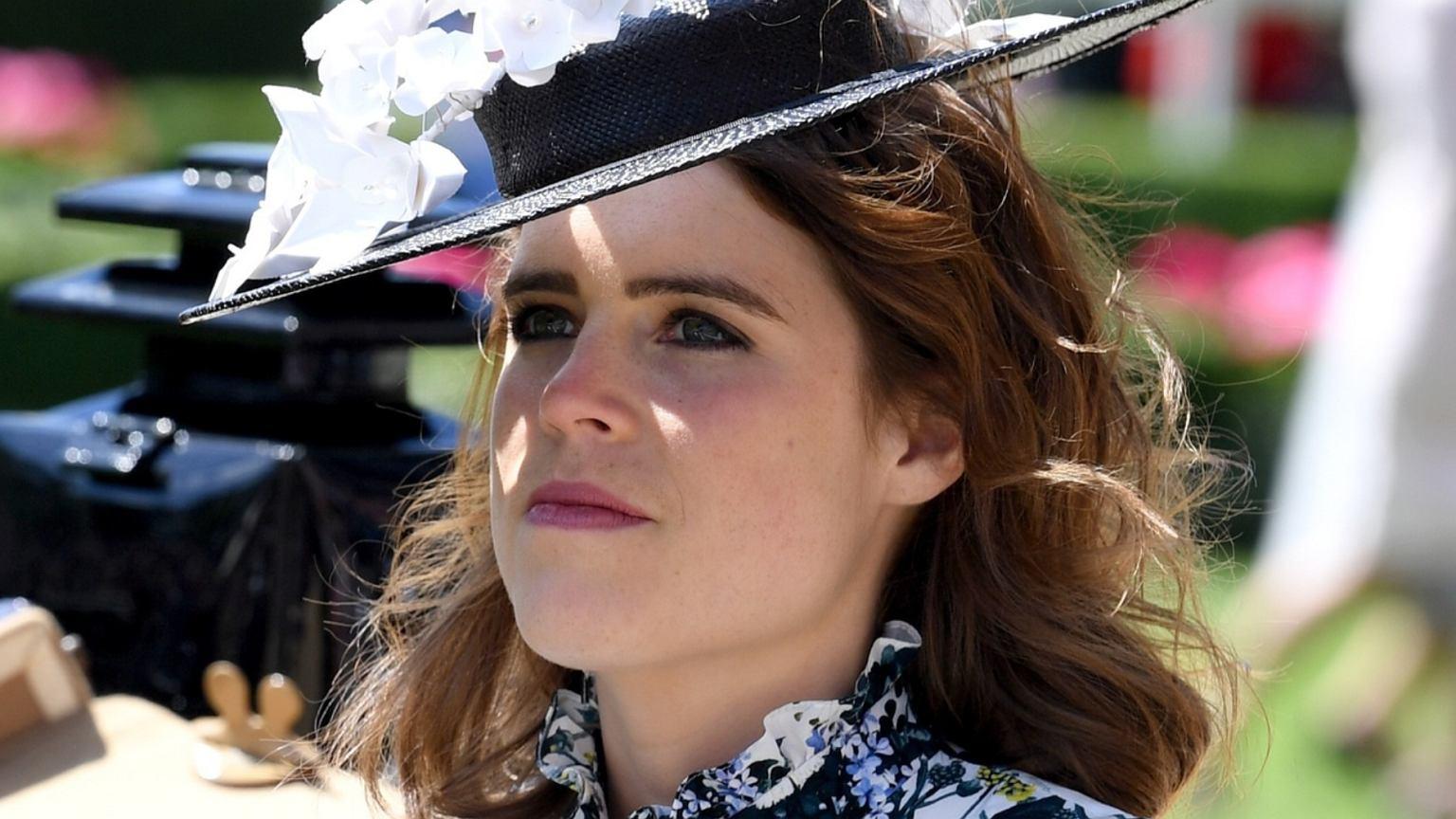 Księżniczka Eugenia wychodzi za mąż w ten piątek. Przed ślubem postanowiła się odchudzić. I wygląda świetnie!