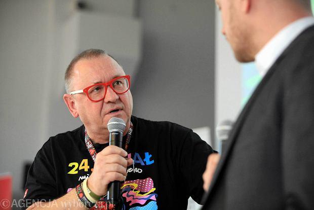 Jurek Owsiak: R�bmy swoje. Obecna rzeczywisto�� polityczna, to nie wieczno��