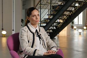 Katarzyna Drewnowska: Założyłam firmę, żeby wydać książkę Nigelli Lawson [NEXT TIME]