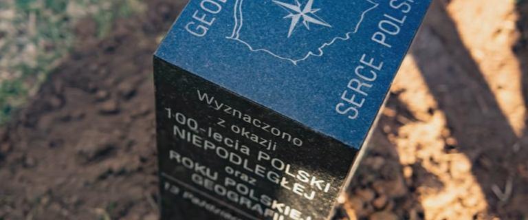 Rewolucja na mapie Polski. Centrum kraju nie znajduje się już w Piątku, a w Nowej Wsi
