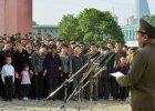Korea P�n.: Rozstrzelano projektant�w domu, kt�ry si� zawali�. Cho� zawinili robotnicy kradn�cy cement
