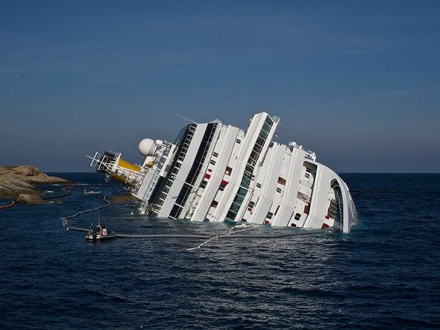 Cruise ship disaster Inside the Costa Concordia