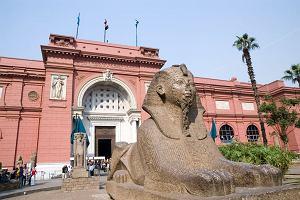 Kair. Muzeum Egipskie dla marudnych